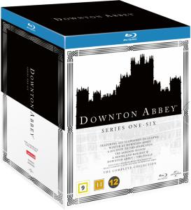 Downton Abbey Komplett samleboks