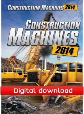 Construction Machines 2014 til PC