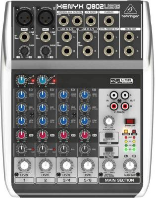 Behringer Xenyx Q802USB
