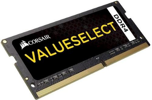 Corsair Value Select SO-DIMM DDR4 2133MHz 4GB (1x4GB)