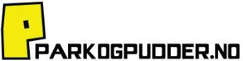 Parkogpudder.no logo