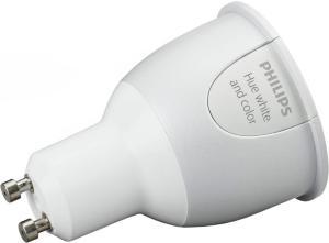 Philips Hue GU10 E27 Lyspære (Farge)
