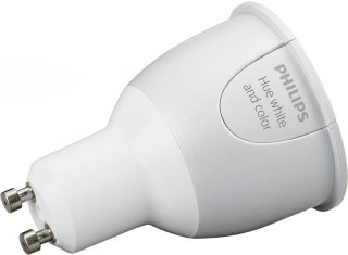 Philips Hue White and Color Ambiance GU10 6,5w