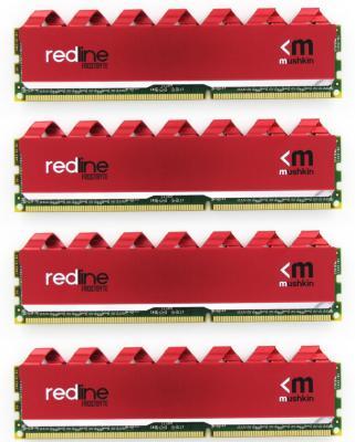 Mushkin Redline DDR4 2666MHz 16GB (4x4GB)