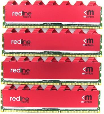 Mushkin Redline DDR4 3200MHz 16GB (4x4GB)