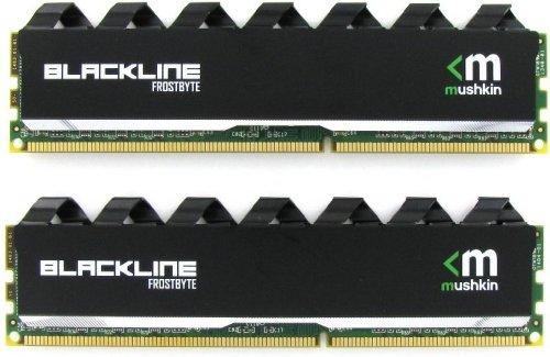 Mushkin Blackline DDR4 2400MHz 8GB (2x4GB)