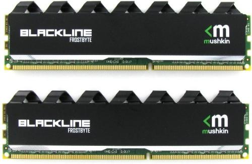 Mushkin Blackline DDR4 2400MHz 8GB (2x4GB)