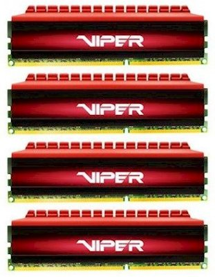 Patriot Viper 4 DDR4 2666MHz 16GB (4x4GB)