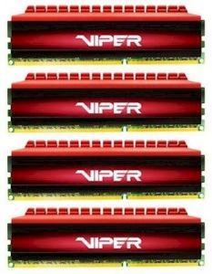 Patriot Viper 4 DDR4 2666MHz 32GB (4x8GB)