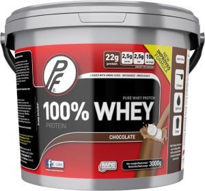 Proteinfabrikken 100% Whey 3000g