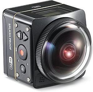 Kodak Pixpro SP360 4K Actioncam