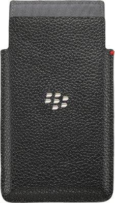 BlackBerry Leather Pocket