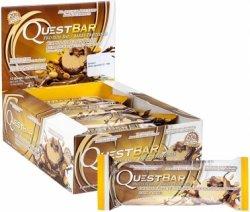Quest Nutrition Chocolate Peanut Butter, 12x60g