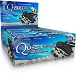Quest Nutrition Cookies & Cream, 12x60g