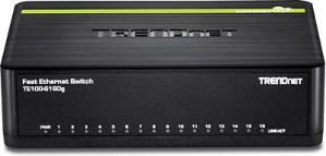 Trendnet TE100-S16Dg