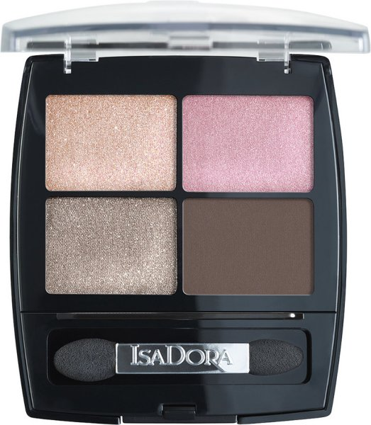 Isadora Eye Shadow Quartet