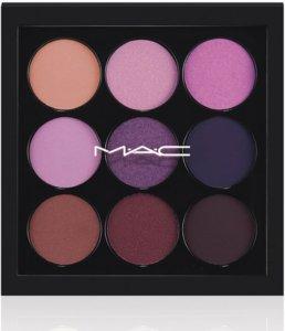 Mac Cosmetics Eyeshadow Palette x9