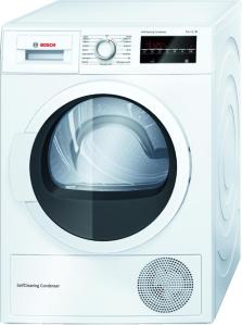 Bosch WTW854P8SN