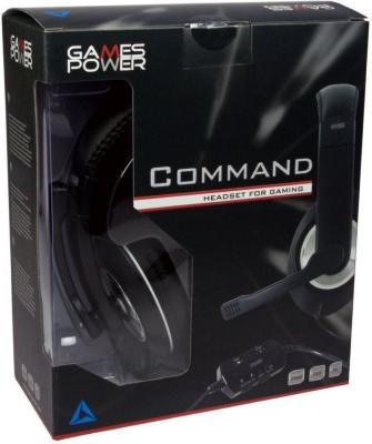 Command Gaming