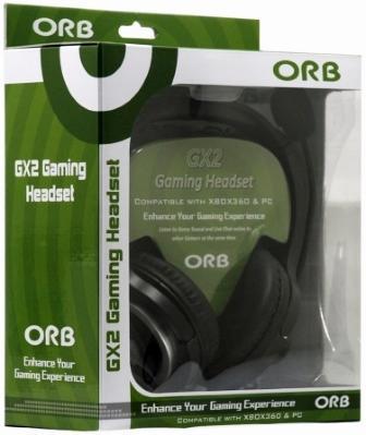 Orb GX2 Xbox 360/PC