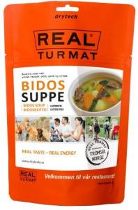 Real Turmat : Bidos suppe