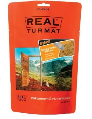 Real Turmat : Kylling tikka masala