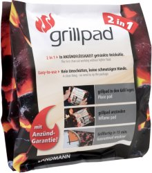 Landmann Grillpad Kullpose