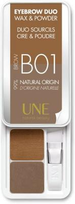 UNE Eyebrow Powder Duo