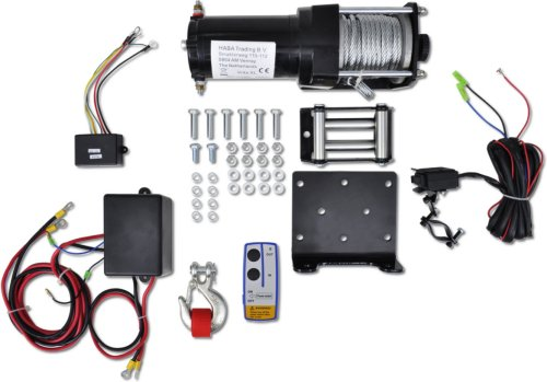 VidaXL Elektrisk Vinsj 1360kg (210231)