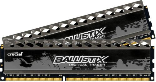 Crucial Ballistix Tactical Tracer DDR3 16GB red/green LED