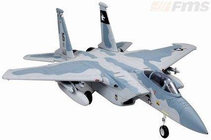FMS F15 Sky Camo ARTF