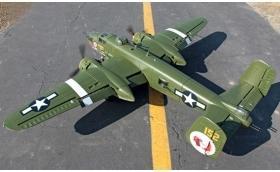 Lanxiang B-25 RTF