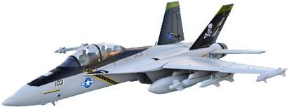 Lanxiang F-18 HORNET STRIKE FIGHTER JET RTF