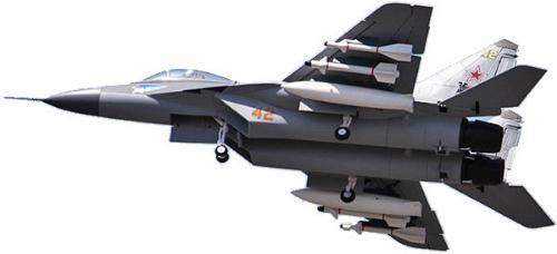Lanxiang MIG-29 JET RTF