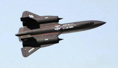 Lanxiang SR-71 MINI RTF