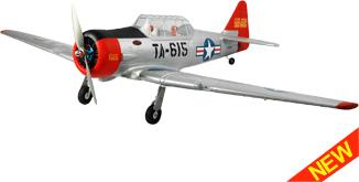 Dynam AT-6 TEXAN RTF