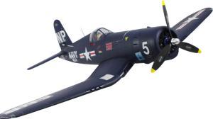 Dynam F-4U CORSAIR WARBIRD RTF