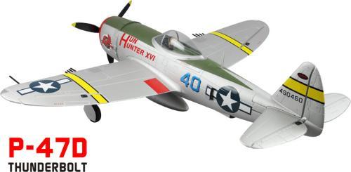 Dynam P-47D THUNDERBOLT WARBIRD