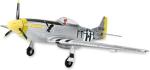 Dynam P-51D MUSTANG WARBIRD RTF