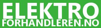 Elektroforhandleren.no logo