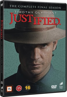 Justified: sesong 6 (DVD)
