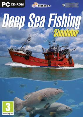 Deep Sea Fishing Simulator til PC