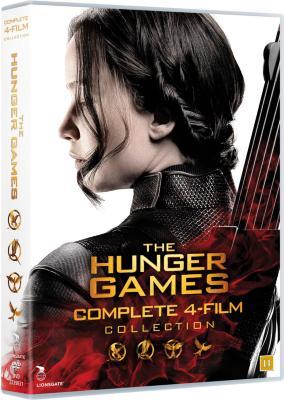 Hunger Games: Komplett samleboks