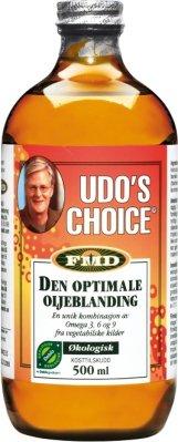 Udo´s Choice 500 ml Omega 3-6-9