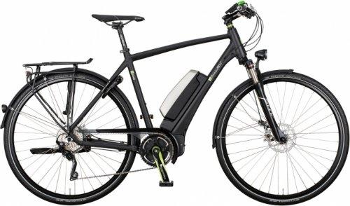 e-bike Manufaktur 13ZEHN 2016 Herre