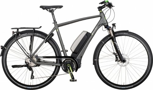 e-bike manufaktur 11LF 2016 Herre
