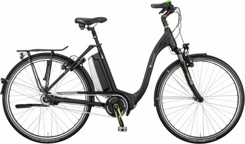 e-bike Manufaktur DR3I 2016 Dame