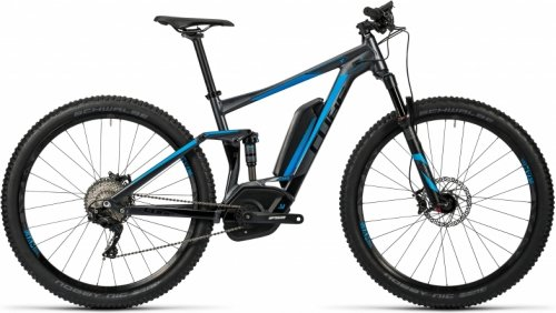 Cube Stereo Hybrid 120 HPA Race 500 2016