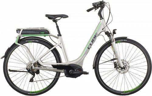 Cube Touring Hybrid Pro 500 Easy Entry 2016 Dame