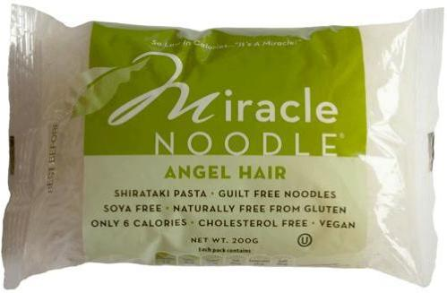 Miracle Noodle 5-pakning